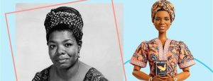 Mattel Reveals Dr. Maya Angelou Barbie
