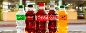 Coca-Cola Transitions to Bottles Made From 100% Recycled Plastic