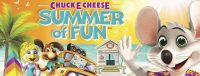 Chuck E. Cheese Debuts Nationwide 'Summer Of Fun' Event With Largest-Ever Summer Season Pass Program And New Mobile App & Rewards Program